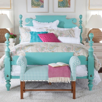 Traditional Bed Pillows by Ethan Allen