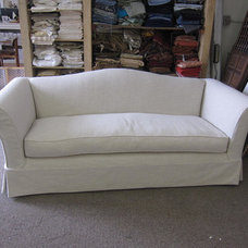 Eclectic Sofas by Ralph's Interiors