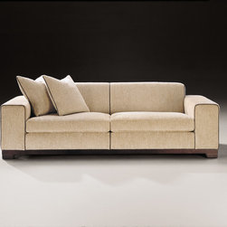Cosmopolitan Sofa from Thayer Coggin - Thayer Coggin Inc.