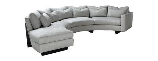 Thayer Coggin | Clip Sectional Sofa -
