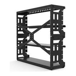 Titus Half Shelf by Pekota Design - Features:
