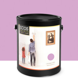 Imperial Paints - Interior Semi-Gloss Trim & Furniture Paint, Perfect Purple - Overview: