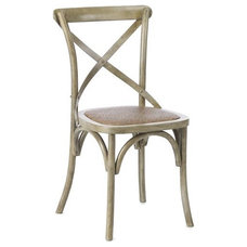 traditional dining chairs and benches by Williams-Sonoma