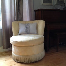 Two Tub Chairs