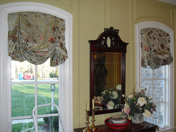 Traditional Window Blinds by New Life Designs