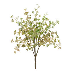 Silk Plants Direct - Silk Plants Direct Eucalyptus Seed Bush (Pack of 6) - Green - Pack of 6. Silk Plants Direct specializes in manufacturing, design and supply of the most life-like, premium quality artificial plants, trees, flowers, arrangements, topiaries and containers for home, office and commercial use. Our Eucalyptus Seed Bush includes the following: