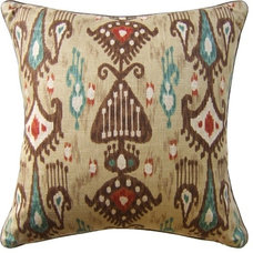 Eclectic Decorative Pillows by LOFThome.com