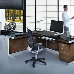 modern desks by AllModern