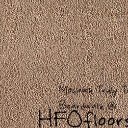 Mohawk Truly Tender III - Mohawk Truly Tender III, Boardwalk 12' wear-dated embrace nylon carpet. Available at HFOfloors.com.