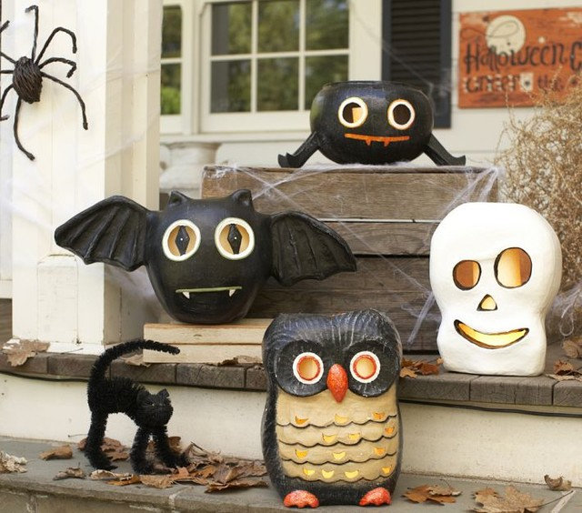 Contemporary Holiday Outdoor Decorations by Pottery Barn Kids
