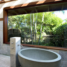 Bathtubs by Concreteworks