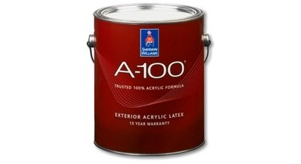 Originals And Limited Editions A-100® Exterior Acrylic Latex Paint from Sherwin-Williams