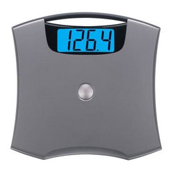 Taylor - Taylor Digital Bath Scale 440lb - Taylor Digital bath Scale with Lithium Battery and 440 pound capacity in 0.2 lb. Increments