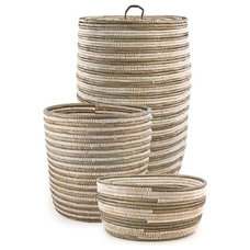 Contemporary Baskets by Swahili African Modern