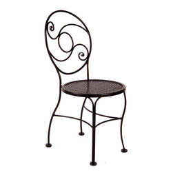 Bistro Cirque Side Chair - By OW Lee