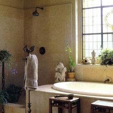Traditional Bathroom by Eron Johnson Antiques
