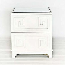 Eclectic Nightstands And Bedside Tables by Candelabra