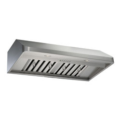 """Kobe - KOBE Premium CH-191 SQB-1 Series, 30"""" Under Cabinet, 6-Speed, 760 CFM, LED Light - KOBE Premium CH9130SQB-1 Series is a 30"""" Under Cabinet, 6-Speed range hood. It moves 760 CFM of air volume and boasts LED Lights, QuietMode and ECO Mode to help save energy. It lasts since it is constructed of 18 gauge commercial grade Stainless steel."""