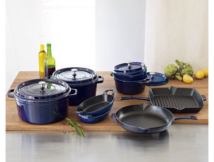 cookware and bakeware by Rebekah Zaveloff