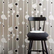Modern Wallpaper by Vertigo Home LLC