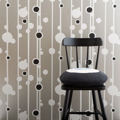 modern wallpaper by Vertigo Home
