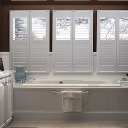 Graber ARIZONA COMPOSITE SHUTTERS - GRABER ARIZONA COMPOSITE SHUTTERS - Windows Dressed Up is a Graber Dealer located in NW Denver, 38th at Tennyson. OUT OF STATE? Please visit our online store for custom drapes, curtains and roman shades. www.ddccustomwindowfashions.com .