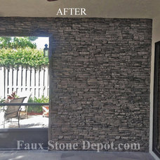 Traditional Landscaping Stones And Pavers by Faux Stone Depot