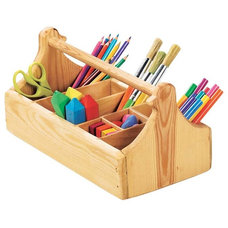 Traditional Toy Organizers by Magic Cabin