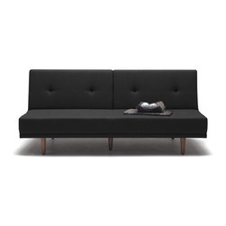 NYFU - Limber Three Seater Sofa Bed - Anthracite - 90�, 135� and 180� all in one! Use this flexible sofa however your back desires.