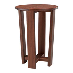 Daisy Round End Table
