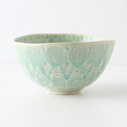 Old Havana Bowl - This bowl is almost too pretty to eat out of.