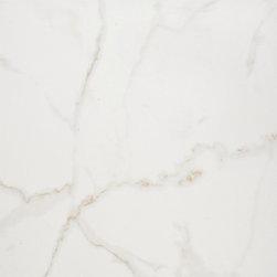Vida Dolce - Vida Dolce Collection - Calacatta Porcelain Tile - Matte, 18x18, 1 Piece - Sold per Piece - Each Piece 2.25 Square Feet