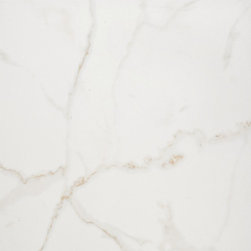 Vida Dolce - Vida Dolce Collection - Calacatta Porcelain Tile - Matte, 18x18, 1 Piece - Sold per Piece - Each Piece 2.25 Square Feet