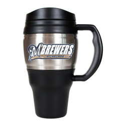 Great American Products - Great American MLB 20 oz. Travel Mug Multicolor - BTM2101-14 - Shop for Travel Mugs and Tumblers from Hayneedle.com! About Great American ProductsWith beginnings as a belt buckle maker in Texas Great American products has become the leader in licensed metal emblems and the products that they adorn. With licenses with every major sports league Great American products a wide range of unique products like drinkware coolers and kitchen accessories for the dedicated fan.