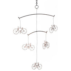 Contemporary Baby Mobiles by Signals