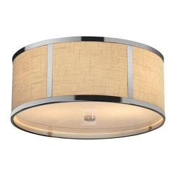 Trend Lighting - TP7598 Butler Medium Flushmount - TP7598 Butler Medium Flushmount