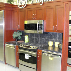 Contemporary Major Kitchen Appliances by Johnson Brothers TV & Appliance