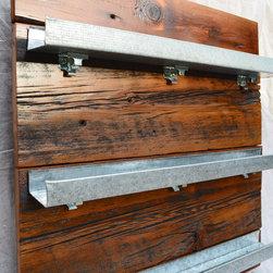 Reclaimed Wood Spice Rack - Reclaimed Things