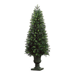 Silk Plants Direct - Silk Plants Direct Fir Tree (Pack of 1) - Silk Plants Direct specializes in manufacturing, design and supply of the most life-like, premium quality artificial plants, trees, flowers, arrangements, topiaries and containers for home, office and commercial use. Our Fir Tree includes the following: