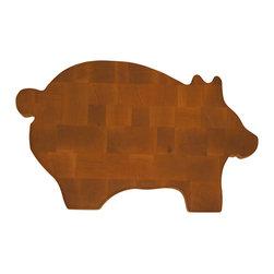 Shark Shade / Martin Carts - Pig Hard Maple Butcher Block - Made with Rock Hard Maple Butcher Block