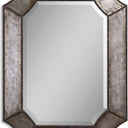 www.essentialsinside.com: Elliot Wall Mirror - Elliot Wall Mirror by Uttermost, available at the essentials inside, www.essentialsinside.com