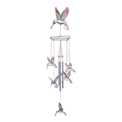 GSC - Wind Chime Acrylic Hummingbird Hanging Garden Decoration Collection - This gorgeous Wind Chime Acrylic Hummingbird Hanging Garden Decoration Collection has the finest details and highest quality you will find anywhere! Wind Chime Acrylic Hummingbird Hanging Garden Decoration Collection is truly remarkable.