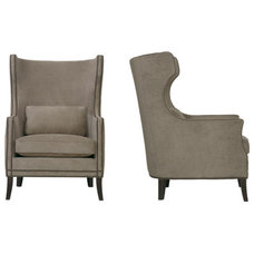 Modern Accent Chairs by Bernhardt