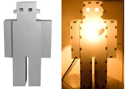 Modern Kids Lamps by Lazybone
