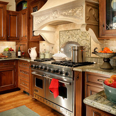 Mediterranean Kitchen Hoods And Vents by Ancient Surfaces