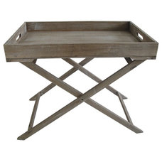 Farmhouse Side Tables And Accent Tables by Screen Gems Furniture Accessories