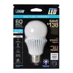 FEIT ELECTRIC CO #261200 - BPAG800DM/5K/LED Bulb - LED Multi-Use Globe Bulb