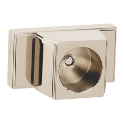 Alno Inc. - Shower Rod Brackets Only Sold in Pairs (ALNA7546-PN) - Shower Rod Brackets only sold in Pairs