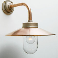 Modern Outdoor Wall Lights And Sconces by Davey Lighting