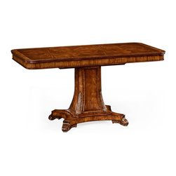 Jonathan Charles - New Jonathan Charles Breakfast Table Walnut - Product Details